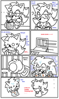 .:Sonadow-Nutella And Water.: by SilverHedgie