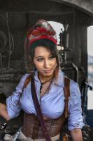 Steampunk Model Citrusbell by PhotosbyRaVen