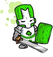 Castle Crashers by VitorL