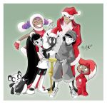 Merry +Mas colored 2004 by thweatted