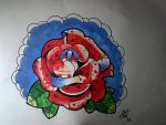 traditional rose by Jambasta2