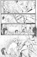 Project Runaway pencils pg. 8 by ZurdoM