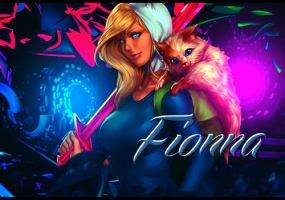 Fionna Adventure Time by SonnycDesign