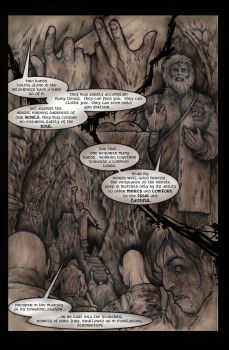 Inkslinger page 1 by ShannonRitchie