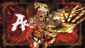 Asura's Wrath by Kenmurikumo