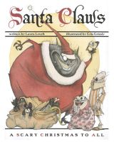 SANTA CLAWS by GrisGrimly