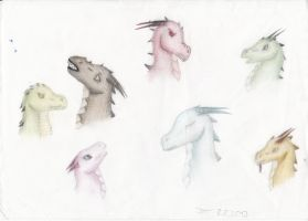 Colourful Emotions by Leopardenschweif