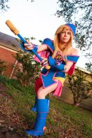Dark Magician Girl Cosplay by firecloak