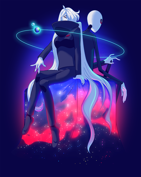 TH - Fabric of the Universe by IntroducingEmy