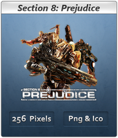 Section 8 Prejudice - icon by Crussong