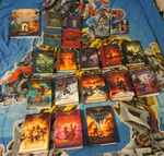 Demigod collection by SapphoTheVampyrePoet