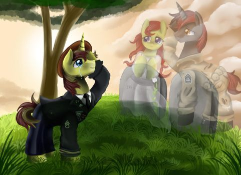 Shadows of the past by pridark