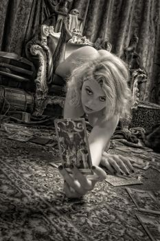Tarot by mastertouch
