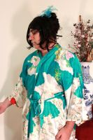 Kimono-maple - Right This Way, House Guest by squidge16
