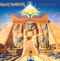 Iron Maiden - Powerslave 1984 [A3, 350dpi] by OlegLevashov