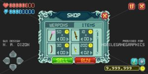 Shop Sample GUI Preview by HasaY