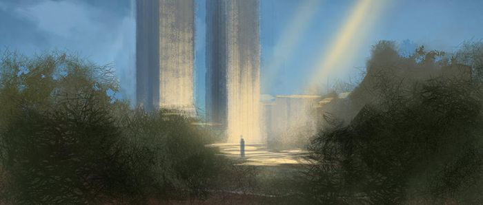 The Pillars by noahbradley
