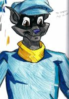 Sly Cooper by Starrphyre