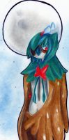 Decidueye by KarlaDraws14
