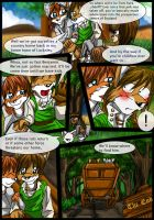 Robin hood -final page by MikeOrion