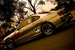 Silver S15 Stickered Up by paul-barrett
