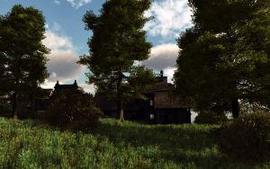 The Old Farm by xplosivemind