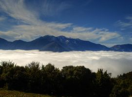 above the clouds by valentina----v