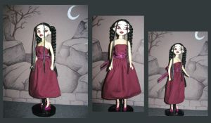 Burgundy Night pic4 by prettysewingmachine