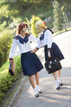 Chasing from classes. by LoveSenshi
