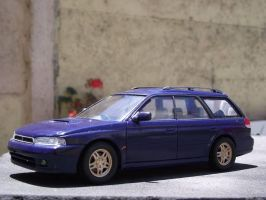Subaru Legacy 1/24 by And300ZX