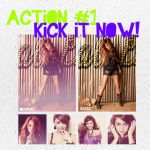 Kick It Now Action 01. by wonderdesigns