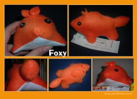 Foxy by airlobster