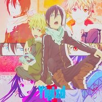 Noragami perfil by ErzaScarletRivaille