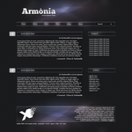 Armonia Wordpress theme by creativen3rd