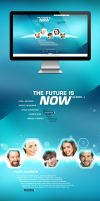 The Future Is Now by bpenaud