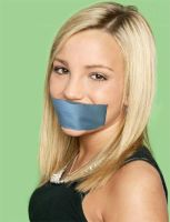 Jamie Spears Gagged by The-email