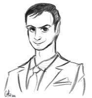 Jim Moriarty by Kona12