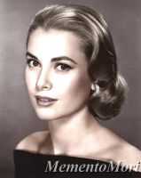 Grace Kelly by M3ment0M0ri