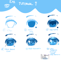 Crappy Eye Tutorial by Faithwoe