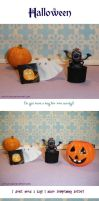 Halloween by lysen