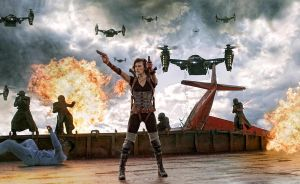 Resident Evil Retribution - Arcadia by Lady-Alexia-Ashford