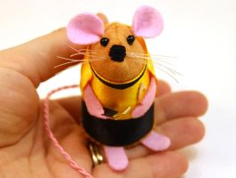 Star Trek Sulu Mouse by The-House-of-Mouse