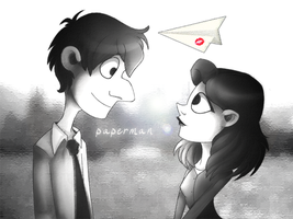 paperman. by Arkeresia