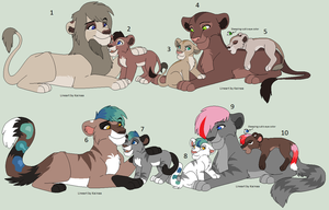 Family Adopts by Kainaa
