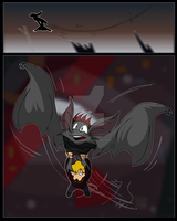 Keeping Up with Thursday, Issue 13 page 19 by AaronsArtStuff
