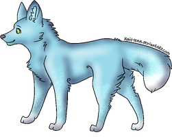 Wolf Adopt (1) (1 Point) (CLOSED) by Firestar999