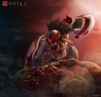 Battle to the Death - Dota 2 by TrungTH