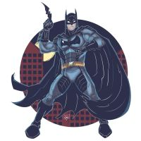 Batman by geogant