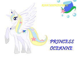 Princess Oceanne by rinkunokoisuru