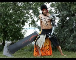 Jecht Cosplay 12 by Elffi